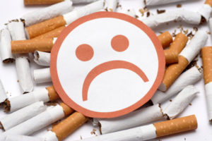 Как курение влияет на печень? 157