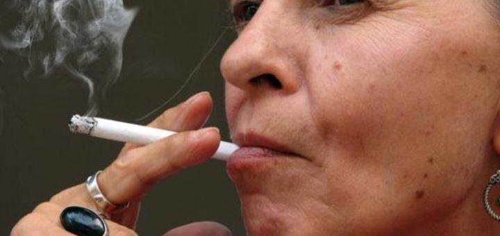 Прыщи от того что бросил курить